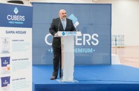 La asturiana Cubers inaugura en Valencia una nueva fábrica