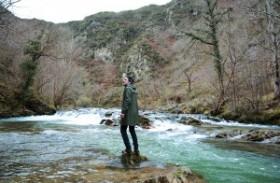 """Miguel Carrizo: """"Cada vez que vengo a Asturias me emociono y me sorprendo como si fuera la primera vez que lo veo"""""""