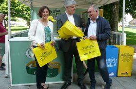 Ecoembes y Cogersa ponen en marcha la campaña de concienciación 'La Lata que Conserva'
