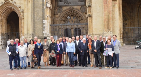 Amigos de Vetusta, Lancia y Pilares invitan a solicitar el abono anual de la Catedral