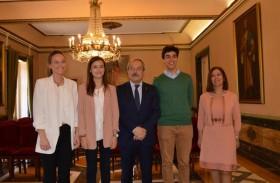 El Rotary Club de Oviedo entrega su galardón 'Protagonistas del Mañana'